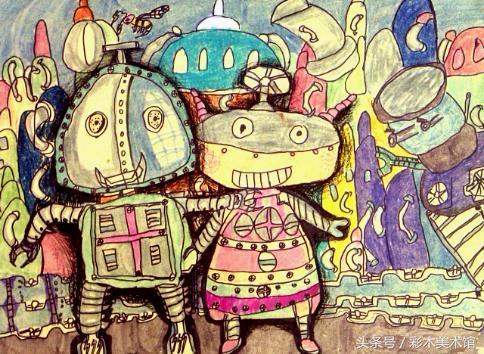 《科幻画》教案- 豆丁网