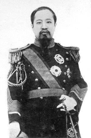 朝鲜半岛上第一个帝国,建国13年国王退位沦为它国殖民地