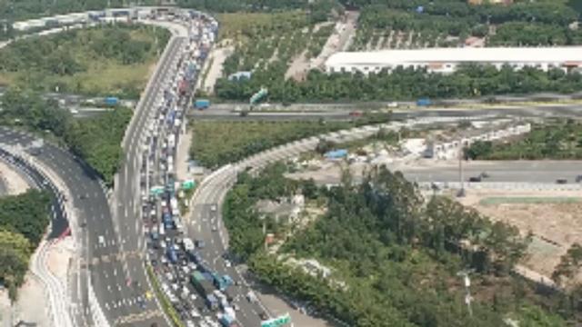 返程高峰已经抵近!广东交警发布国庆长假返程行车安全提示