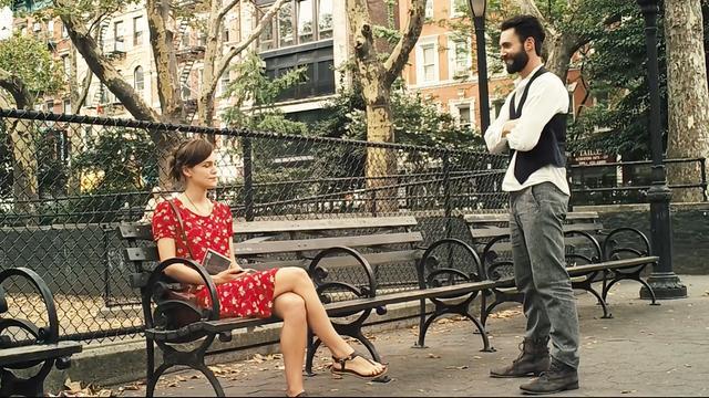 男子真够不要脸的,大晚上对女人说:我想摸摸你!
