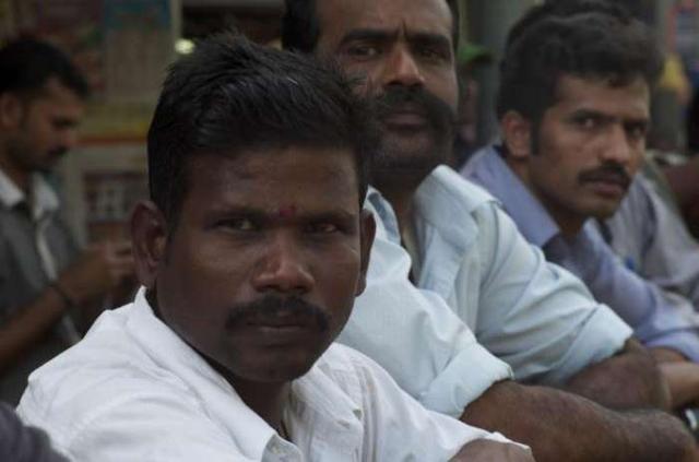 印度当地有不少白人,这部分白人是从哪里来的?