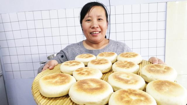 芝麻花生油酥糖饼的做法_芝麻花生油酥糖饼怎么做_芝麻花生油...