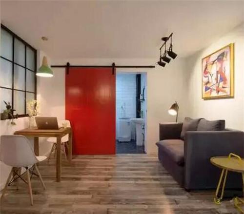40平米小户型装修效果图大全 巧用家具让40平住出别墅感