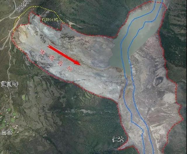 山西乡宁致20死山体滑坡调查报告发布:系自然成因灾情