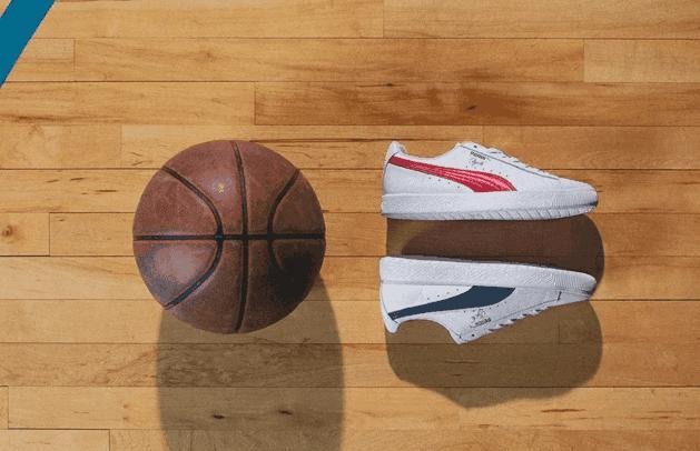 puma板鞋