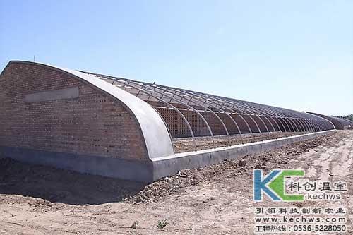 西藏-新型日光温室大棚建设技术(好视频)-北方温室大棚