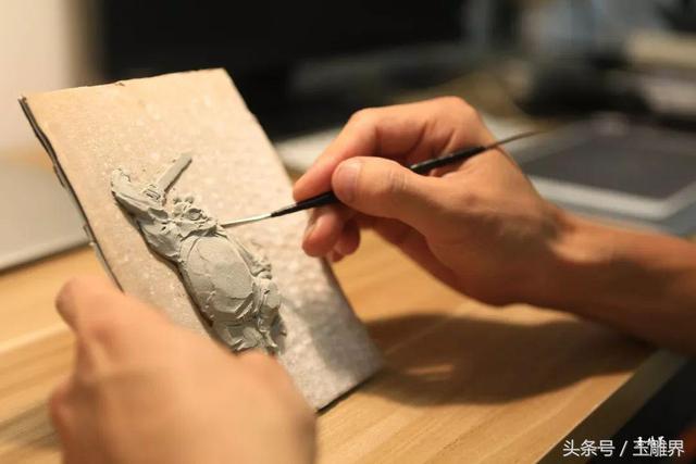 驱魔大神钟馗纹身手稿 - 纹身钟馗手稿 - 纹身控