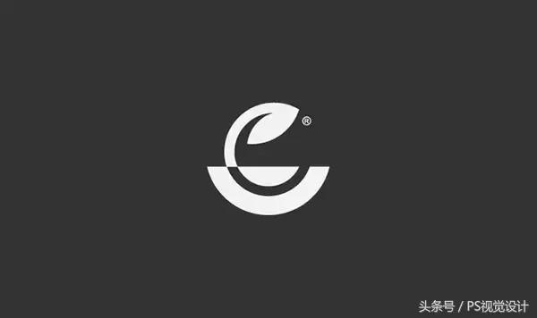 遇见logo字体设计