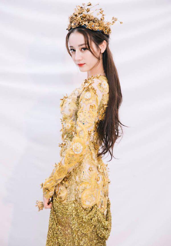 杨颖金鹰女神