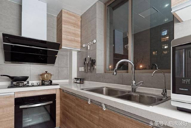 厨房水槽到底选单槽还是双槽?我家换了5个总算选对了!