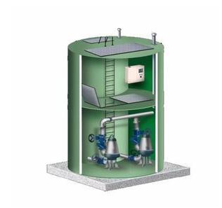 常见的污水提升设备哪些?