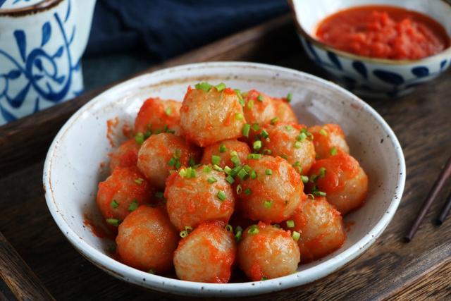 土豆丸子的做法_土豆丸子怎么做_Belia_美食杰