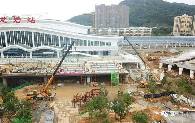 龙岩火车站将启用新站台_手机搜狐网