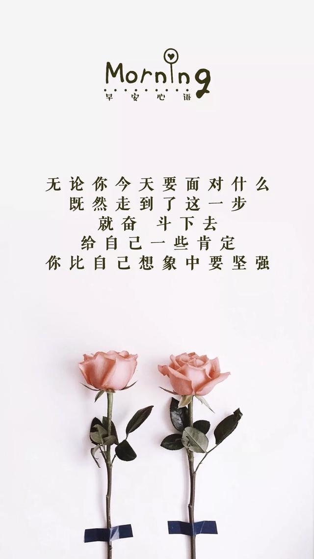 励志文字壁纸背景图:每天看看屏幕上的文字,提醒自己努力奋斗