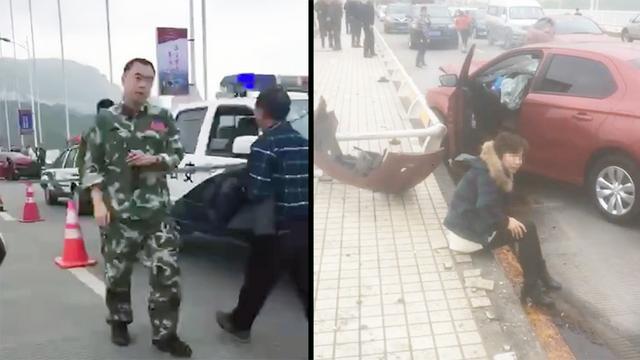 重庆坠江遗体打捞正在进行 目前已捞出5名遇害者遗体