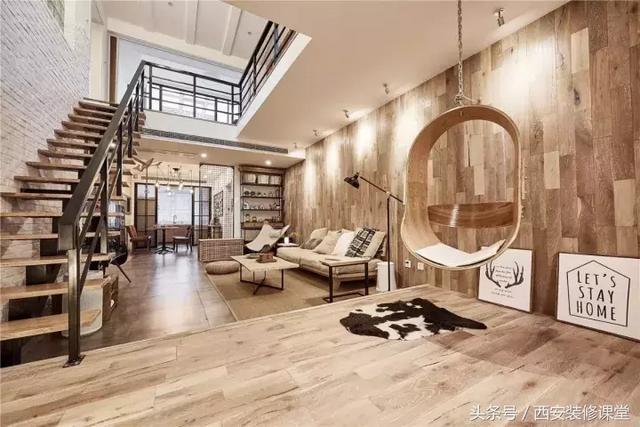 室内楼梯效果图 复式楼梯怎么设计_齐家网