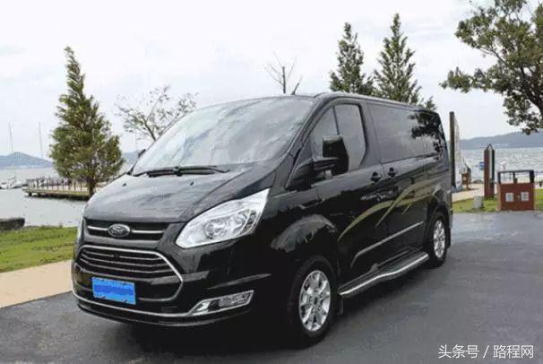 全新进口福特商务房车E-350尊贵大气