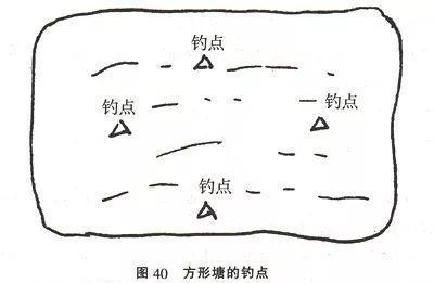 鱼塘排水口设计图
