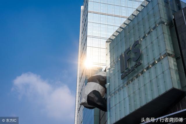 """成都国际金融中心写字楼:""""垂直华尔街""""理念造就""""人才磁场"""""""
