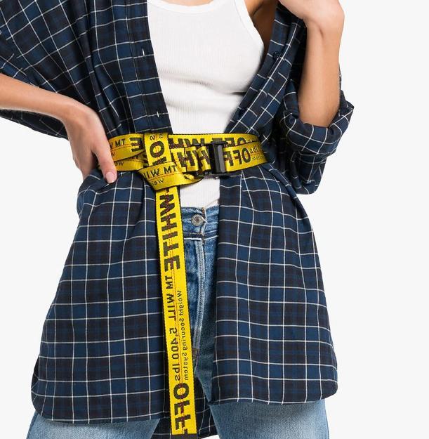 """有了这些精致的腰带,人人都是""""小腰精"""""""