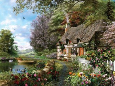 庭院景观手绘 - 原创作品 - 站酷(ZCOOL)