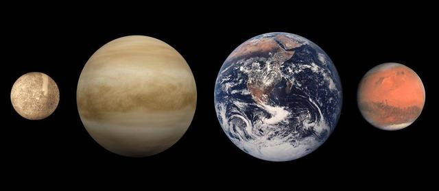 太阳系八大行星系列之一:水星-第3张图片-IT新视野