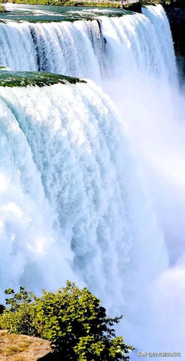 尼亚加拉瀑布样心电图