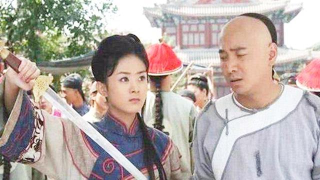 徐峥八年前与赵丽颖合作,大家只记住了徐峥,没人发现女主是颖宝