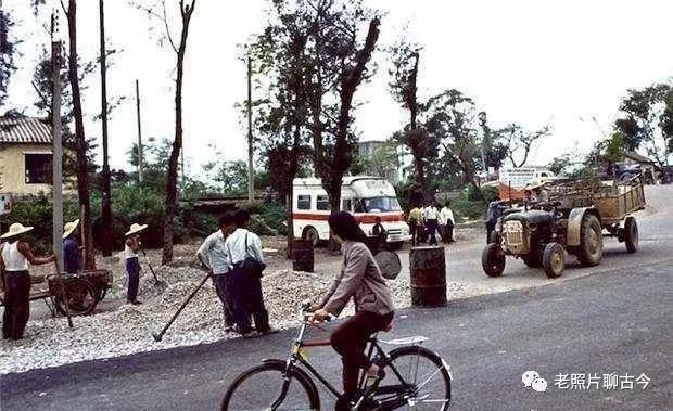 80年代深圳老照片,想不到那时候的深圳是这样