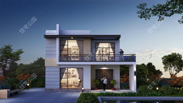 10套小面宽别墅图纸,造价最低只要20万,哪套更适合农村?