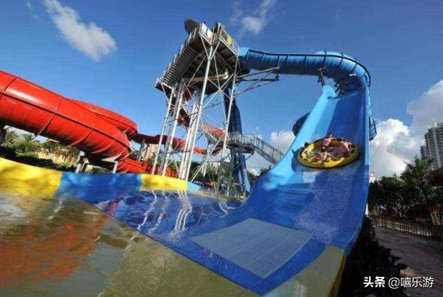 全新升级玛雅海滩水公园开园啦!-上游新闻 汇聚向上的力量