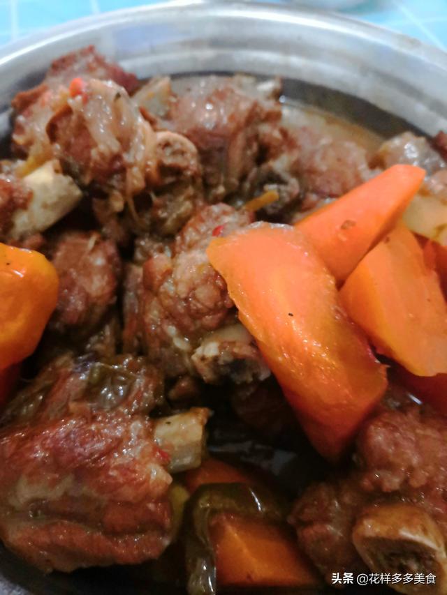 【步骤图】超入味的排骨炖胡萝卜的做法_超入味的排骨... _下厨房