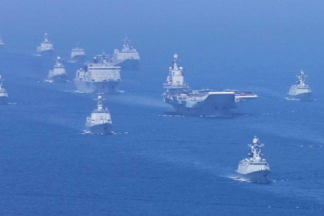 美媒:中国已从绿水海军过渡到蓝水海军,30年的发展已彻底革新