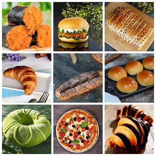 業余、全日制、興趣、家庭 | 西點面包烘焙綜合班