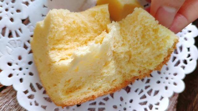 电饭锅抹茶蛋糕图片