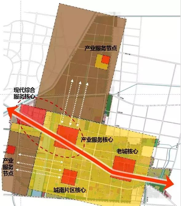 陵城区地图
