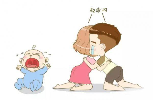 宝宝肠胀气图片