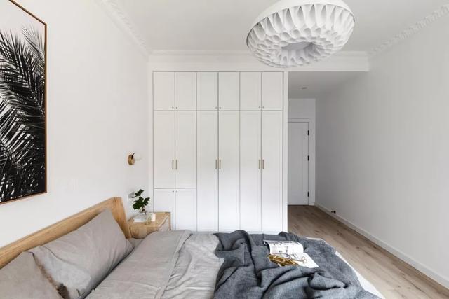20款卧室衣柜装修效果图,超简单超实用,小户型这样装省钱一半!