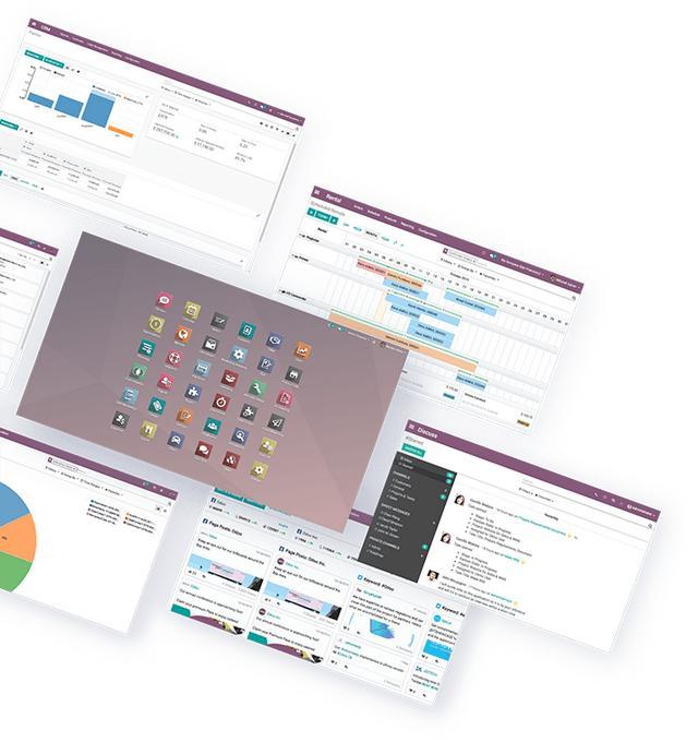 免费开源Odoo系统破解企业数字化转型难题