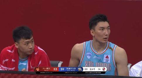 雷蒙12+12鄒雨宸12+8劉航初11+10 八一爆冷擊敗新疆結束15連敗
