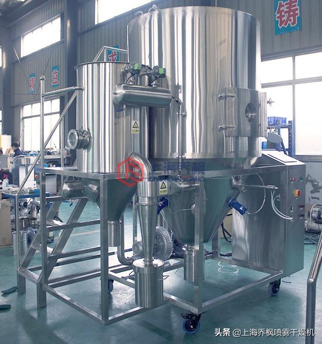 喷雾造粒干燥机如何加入适合的粘合剂?