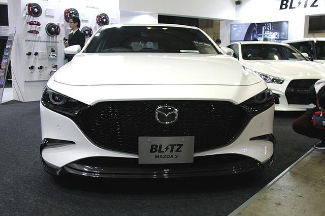让低调成为最强高调,日本Blitz推出昂克赛拉改装套件