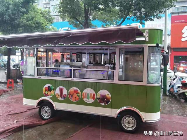 二手餐车多少钱一台