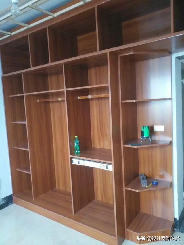 卧室衣柜应该怎么设计给你一打衣柜实景案例,适合不同大小房间