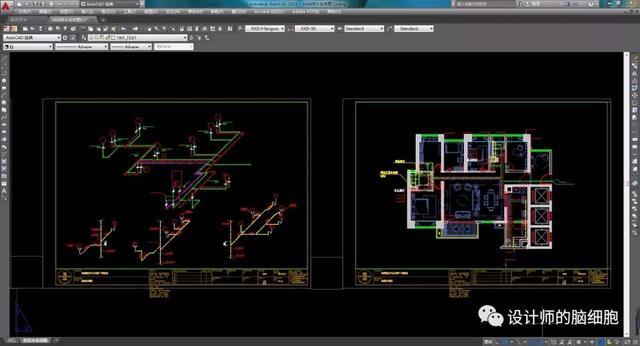 电气照明系统设计 - 电气照明系统设计图纸下载 - 土木在线
