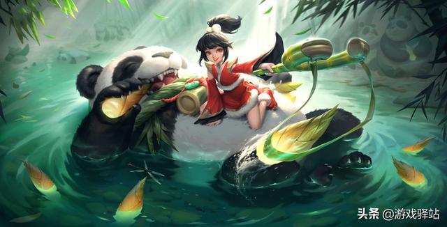 王者荣耀:阿古朵上线官宣,熊猫皮太可爱了!6套世冠传说免费抽