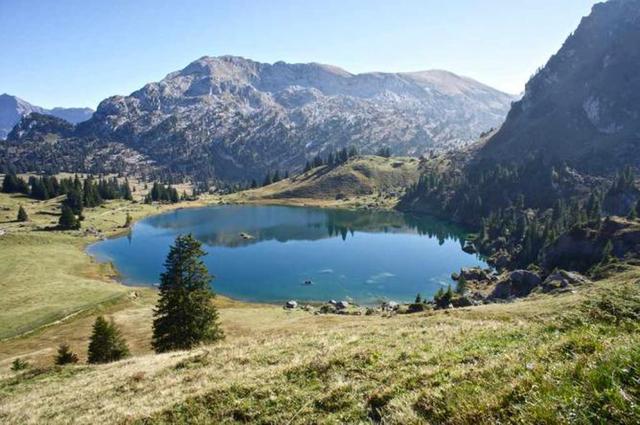 瑞士最美丽的湖泊