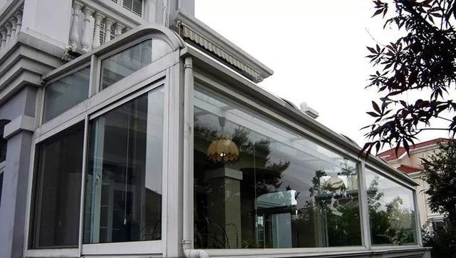 欧式断桥铝门窗效果图