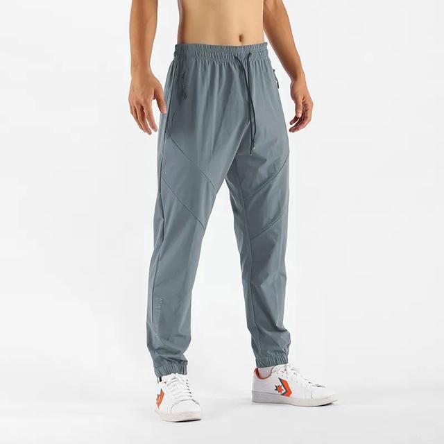 篮球长裤来了!训练和约会都能穿,束脚的设计显腿长