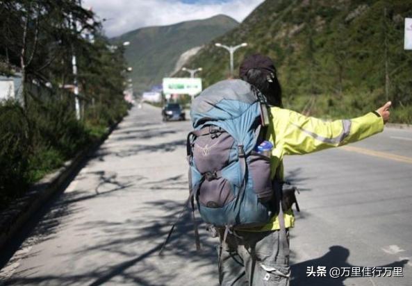 """川藏线上的8大""""谣言"""",路上频繁出现穷游女,不存在的"""